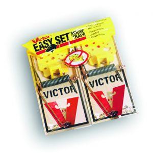 Hiirelõks Victor juustuga 2tk/pakis