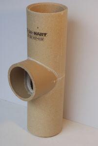 Fibo moodulkorstna samott- lisaühendustoru Ø 160 mm