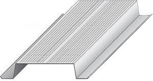 Metallkarkassi mütsprofiil MP 16, 3000 mm