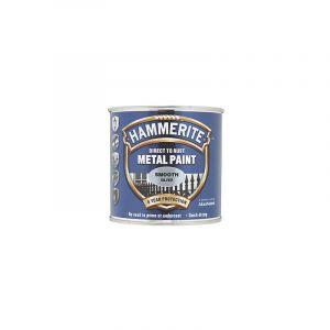 Metallivärv Hammerite Smooth 250 ml hõbedane