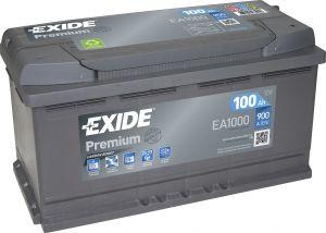 Autoaku Exide Premium 100 Ah