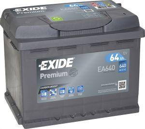 Autoaku Exide Premium 64 Ah