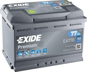 Autoaku Exide Premium 77 Ah