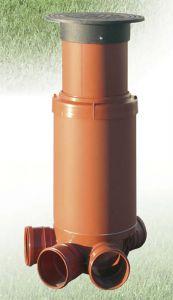 Moodulkaev tihendiga 400/110 mm, 1,2-1,7 m