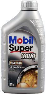 Mootoriõli täissünteetiline Super 3000 X1 5W-40
