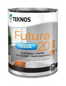 Mööblivärv Futura Aqua 20