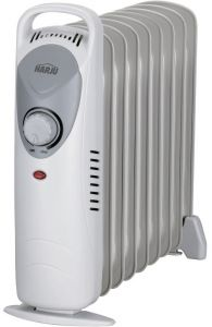 Õliradiaator Electrogear 1000W Mini