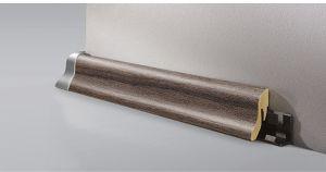 Põrandaliist MDF Pähkel Crado 22 x 40 x 2600 mm