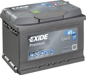 Autoaku Exide Premium 60 Ah