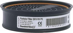 Osakestefilter SUNDSTRÖM SR 510 P3