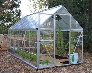 Kasvuhoone Hybrid 6,9 m²