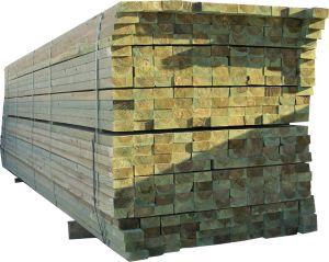 Saetud pruss H3, immutatud 50 x 200 x 5400 mm