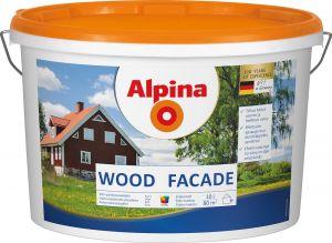 Puiduvärv Alpina Wood Facade