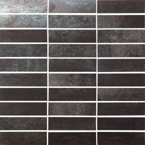 Mosaiik Titanium 30 x 30 cm (3 x 10 cm)