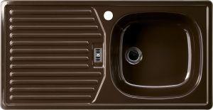 Köögivalamu E 86 K pruun parempoolne