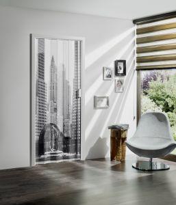 Voldikuks Skyline Black&White, 850 x 1980 mm