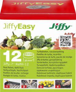 Turbatabletid Jiffy 36 mm/12 tk