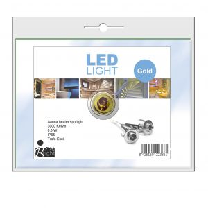 Leiliruumivalgusti LED