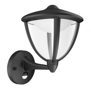 Välisvalgusti Philips Robin LED 4,5 W must Must