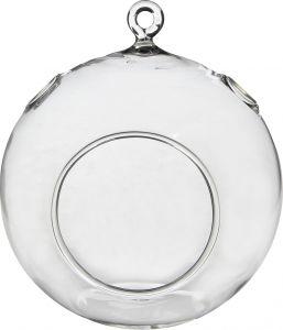 Klaaspall Deko 14 x 12 cm