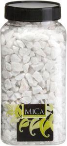 Dekoratiivkivid  valge 1 kg