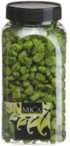 Dekoratiivkivid roheline 1 kg