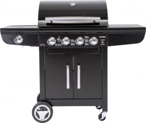 Gaasigrill Rebel Major 4i Black