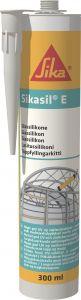 Silikoon- hermeetik Sikasil- E, 300 ml, valge