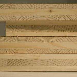 Ristkihtpuit liimpuitplaat kuusk, 19 x 625 x 2500 mm