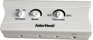 Termostaat SolarVenti
