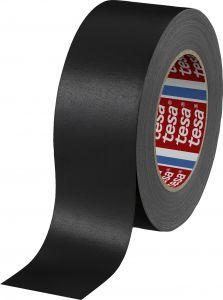 Tekstiilteip Gaffer must 25 m x 50 mm