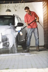 Autopesuaine vahaga Car Combi Cleaner Nilfisk