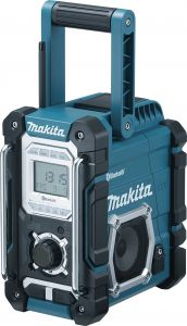 Raadio Makita DMR108, 7,2–18 V