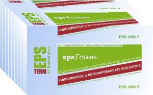 Vahtplast EPS 200 Foam 100 mm