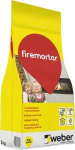 Müürisegu tulekindel Weber.vetonit Firemortar 5 kg