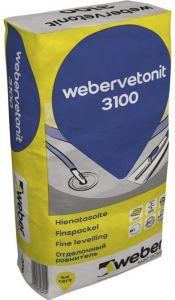 Põrandapahtel Weber.vetonit 3100 20 kg