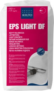 Kerge valumass Kiilto EPS Light DF 17 kg