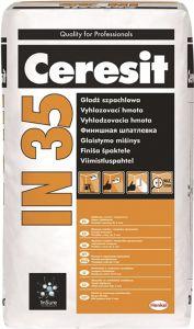 Viimistluspahtel Ceresit IN 35 20 kg