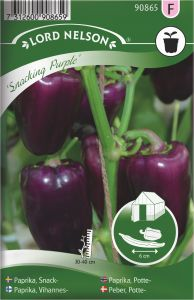Paprika Snacking Purple