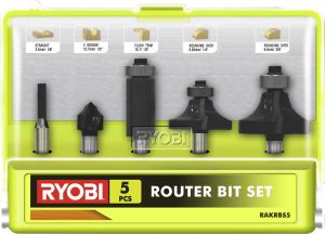 Freeside komplekt Ryobi 5-osaline