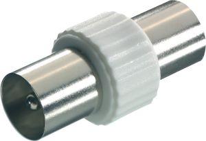 Antenni adapter male-male