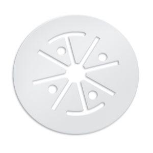 Asendusplaat plafoonile Ø 12 cm