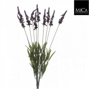 Kunstlill lavendel 52 x 25 cm