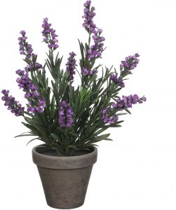 Kunstlill Lavendel 33 cm