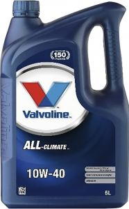 Mootoriõli Valvoloine All Climate A3/B4 10W40 5L