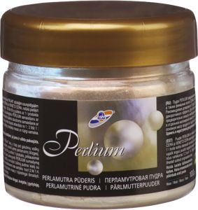 Pärlmutterpuuder Perlium Silver 0,1 kg