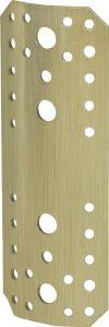 Ümar naelutusplaat 170 x 65 mm