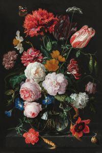 Sisustuspilt Reinders Jan Davidsz Stillife Flowers