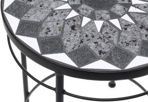 Lillelaud Mosaic 40 x 40 x 45 cm