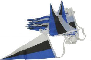 Lipunöör 30 lipuga 10 m